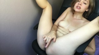 Dirty Talking Girlfriend Squirts for You